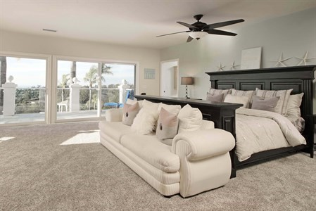 Master Bedroom, California Real estate, Arroyo Grande dream home