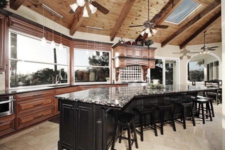 Dream kitchen California dream home Chef kitchen