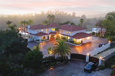 Ocean View Dream Home California Real Estate